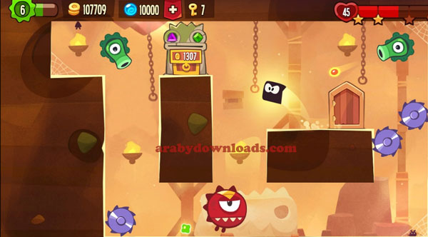King of Thieves : لعبة ملك اللصوص